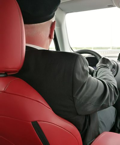Private Driver in the Netherlands