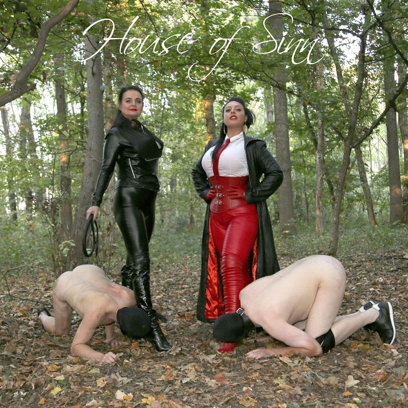 dominatrix dinah and ezada sinn