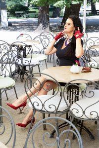 dominatrix dinah moring coffe