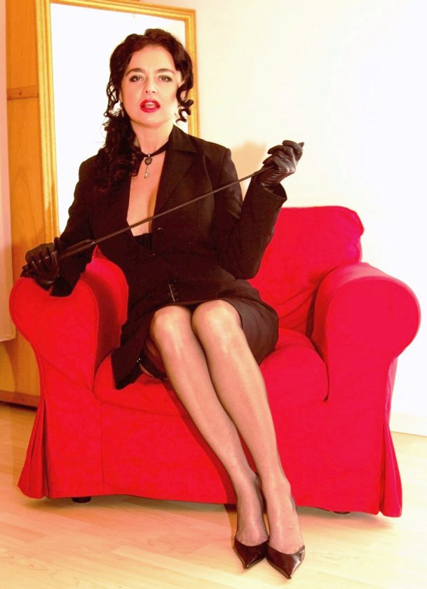 dominatrix dinah teacher domme