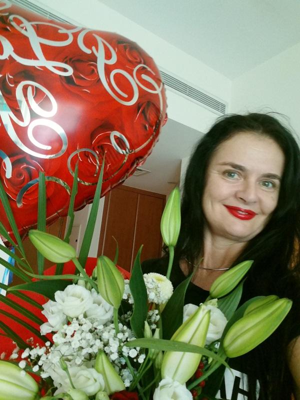 dubai mistress dinah valentine's day 2019