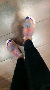 dubai mistress floppy slippers